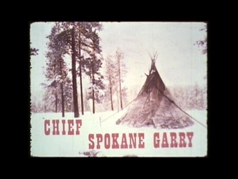 Chief Spokane Garry: Indian of the Northwest. 1966.