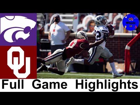 Kansas State Vs #3 Oklahoma Highlights (UPSET ALERT!?)   Week 4   2020 College Football Highlights
