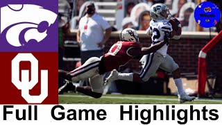 Kansas State Vs #3 Oklahoma Highlights (UPSET ALERT!?) | Week 4 | 2020 College Football Highlights