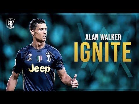 Cristiano Ronaldo 2018 • K-391 & Alan Walker - Ignite   Skills & Goals   HD