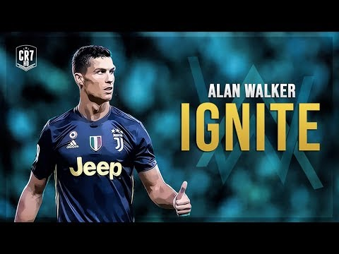 Cristiano Ronaldo 2018 • K-391 & Alan Walker - Ignite  Skills & Goals