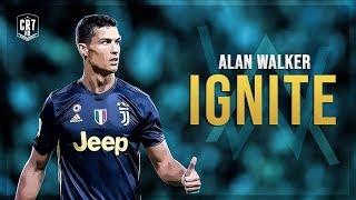 Gambar cover Cristiano Ronaldo 2018 • K-391 & Alan Walker - Ignite   Skills & Goals   HD