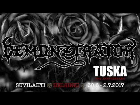 Demonztrator - Tuska 2017 Advert