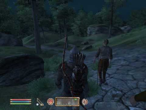 Oblivion - Side Quest - The Killing Field (How to get Chillrend)
