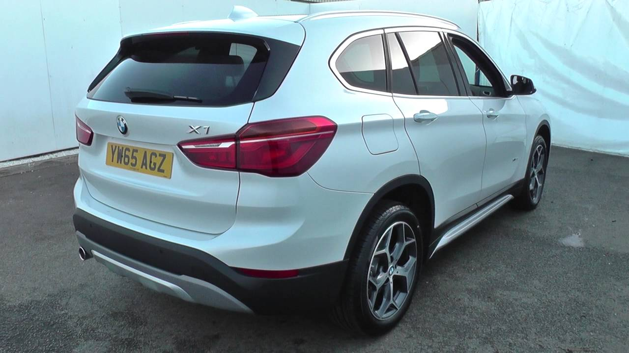 bmw x1 xdrive 18d xline 5dr u15740 youtube. Black Bedroom Furniture Sets. Home Design Ideas