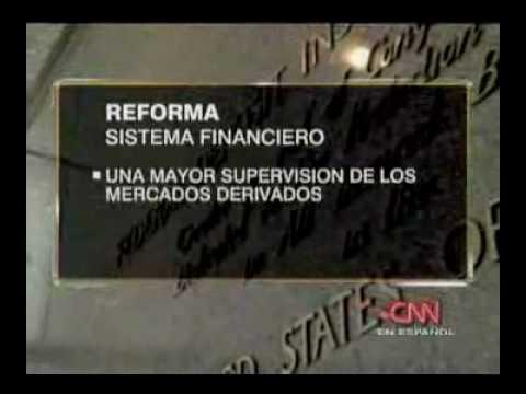 Como es la reforma financiera en Estados unidos