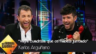 Karlos Arguiñano a los coaches 'La Voz':