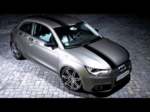 2011 Audi A1 Tuned HS Motorsport (S1/RS1 Proposed)