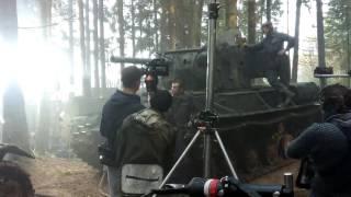 Съёмки фильма