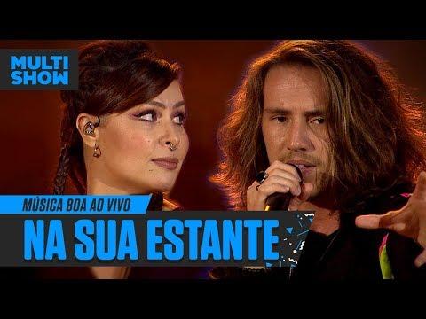 Pitty + Vitor Kley  Na Sua Estante  Música Boa Ao Vivo  Música Multishow