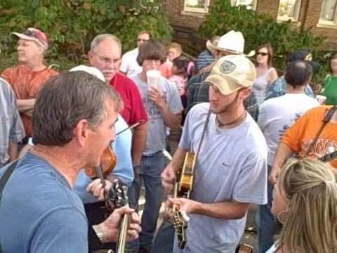 2008 Fiddlers Convention: Athens, Alabama