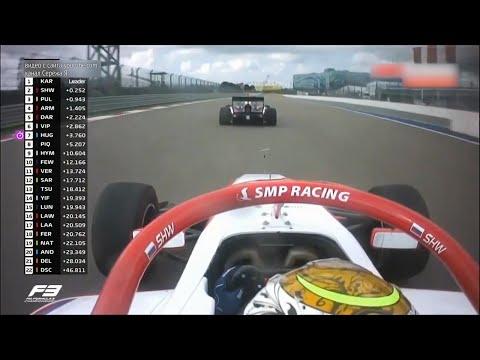 Роберт Шварцман выиграл мировой чемпионат Формулы-3 | Новости сколёс №518