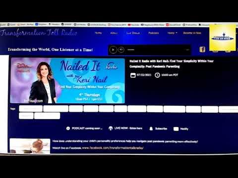 TTR Network - Nailed It Radio