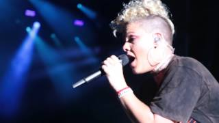 P!nk - Just give me a reason live in Sziget Festival, Budapest 2017