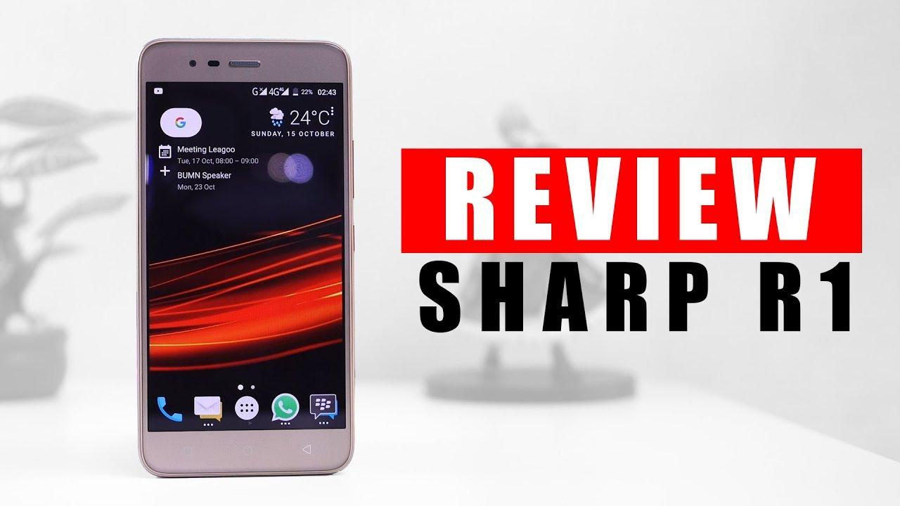 Review Sharp R1 Lebih Dari Ekspektasi Youtube