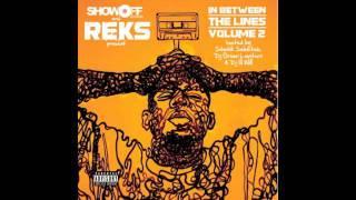 """Reks - """"Hooked On Whateva"""" ft. Blaze P & J Tronius (Prod. Blaze P)"""