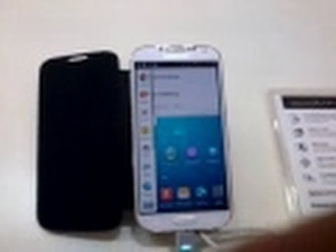 Samsung Galaxy S4 I9500 - Aplicativos e Funções - Hands-On Brasil (Português)