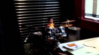 Back to drumming