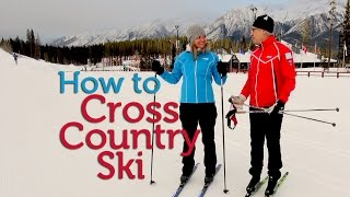 Getting Started in Cross Country Skiing