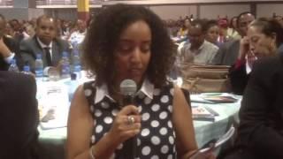 Ethiopian Diaspora Conference 2013 in addis