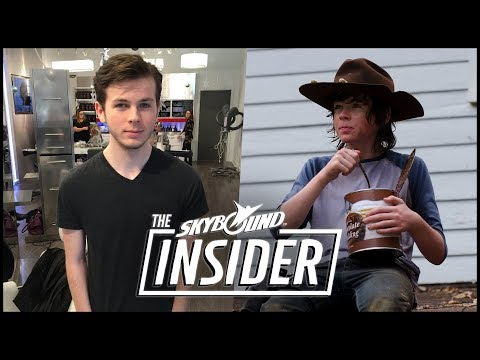 Chandler Riggs  Life After The Walking Dead!
