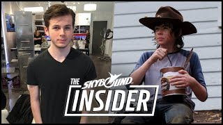 Chandler Riggs - Life After The Walking Dead!