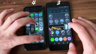 iphone 5 vs huawei honor 6 android 5 1 1 beta