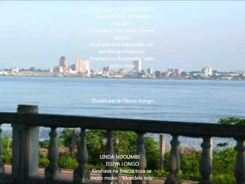 Kinshasa na Brazza by Linda Ndoumbe