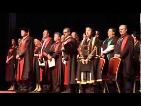 Semester 1, 2013 Graduations, Morning Ceremony
