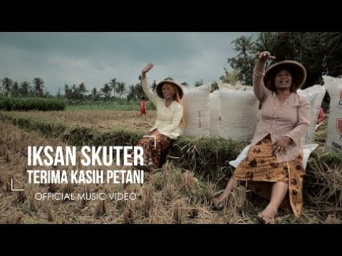 TERIMA KASIH PETANI IKSAN SKUTER feat CITRA (OFFICIAL MUSIC VIDEO)