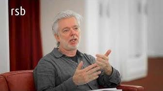 Das RSB im Interview mit Jukka-Pekka Saraste