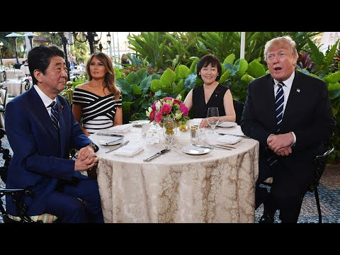 Trump: direct talks with North Korea 'going very well'