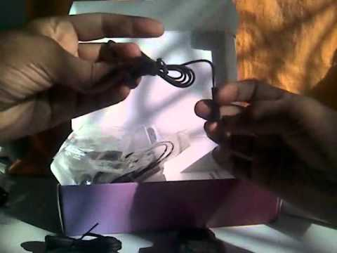 Unboxing Samsung Duos 3G B7722 Mobile