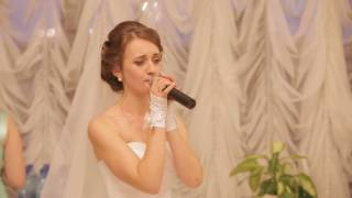 До сліз. Лілія Пісня для мами на весіллі