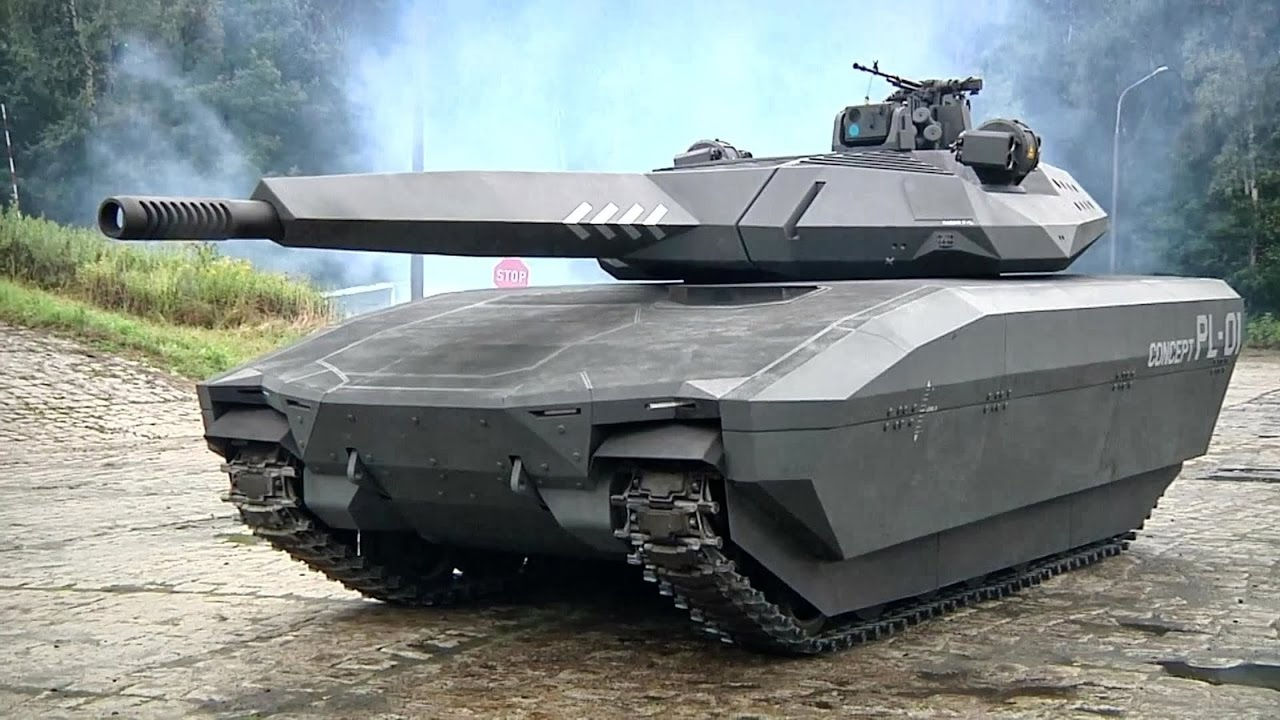 The best tanks in the world: rating. Top 10 best tanks 38