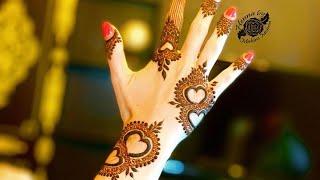 Simple & easy mehndi design for hand | New mehndi design |