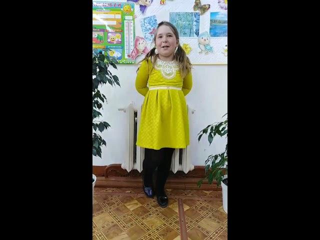 Изображение предпросмотра прочтения – СветланаСимакова читает произведение «Весенняя песенка» С.Я.Маршака