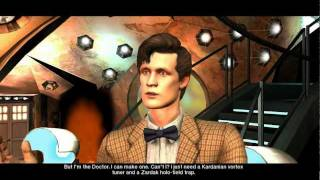 Doctor Who: The Adventure Games - The Gunpowder Plot - Full Walkthrough Part 1/11 - HD