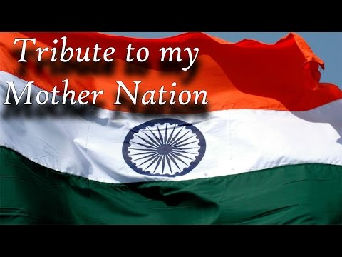 Tribute To My Nation INDIA | Saloni Rai