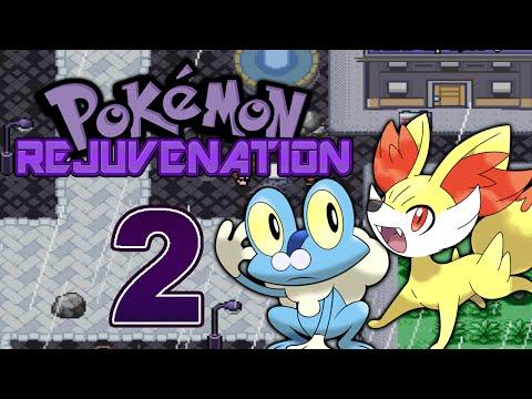 Pokemon Rejuvenation Part 2: Die große Wahl des Starters!