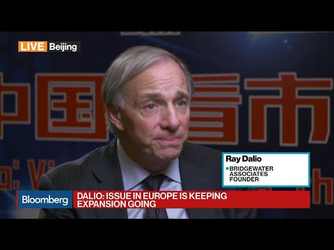 Dalio on China, Europe, U.S. Inflation and His Investment Principles