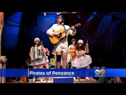 """""""Pirates of Penzance"""" Opens At Pasadena Playhouse"""