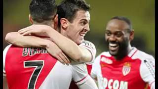 Video Gol Pertandingan AS Monaco vs SC Bastia