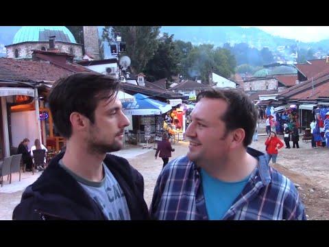 Stuff Tourists Say in Sarajevo