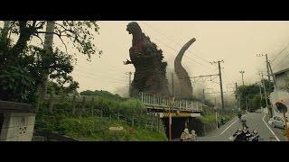 VIDEOBUSTER zeigt SHIN GODZILLA Reboot Kino Trailer deutsch HD 2017 german DVD + Blu-ray