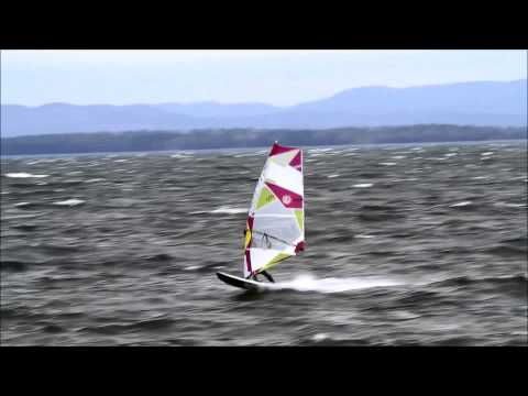 Lake Champlain Windsurfing