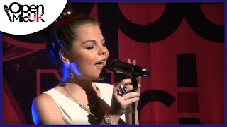 YOU KNOW I'M NO GOOD - AMY WINEHOUSE performed by SOPHIE ALLEN at Open Mic UK Southend