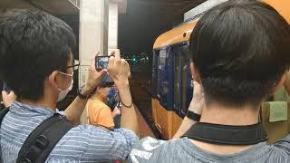 【近鉄特急】12200系臨時特急賢島→近鉄名古屋間ラストラン折り返し回送列車