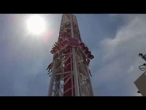 Stratosphere Las vegas extreme rides 2011