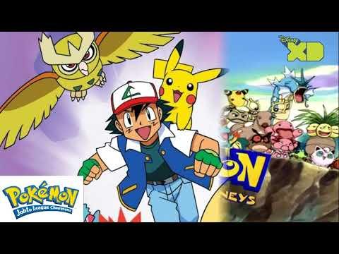 Pokémon Season 1-8 Theme Song in Tamil
